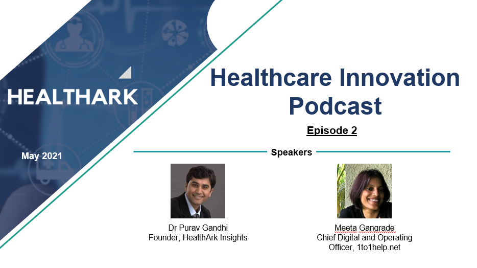 Healthcare Innovation Podcast Episode 2