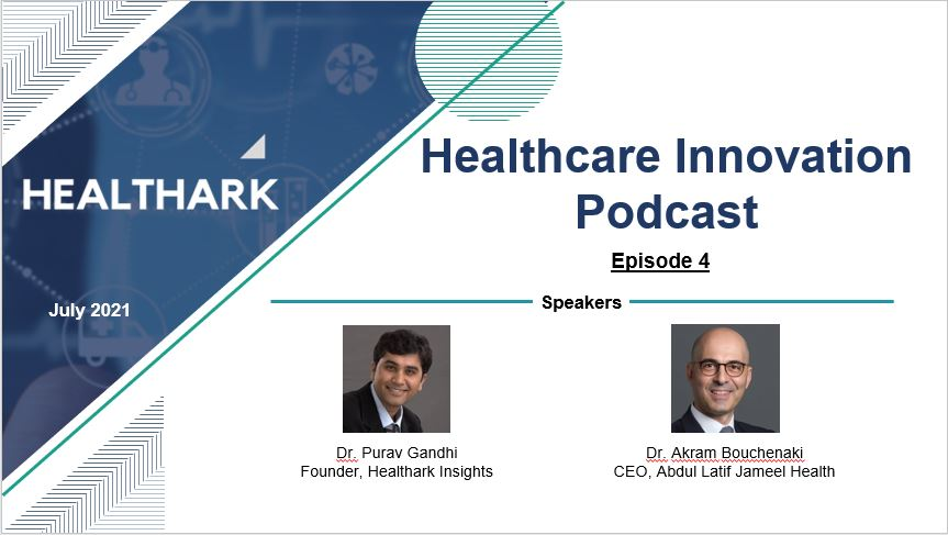 Healthcare Innovation Podcast Series: Episode 4