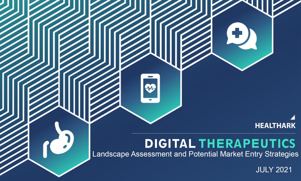 Digital Therapeutics July 2021