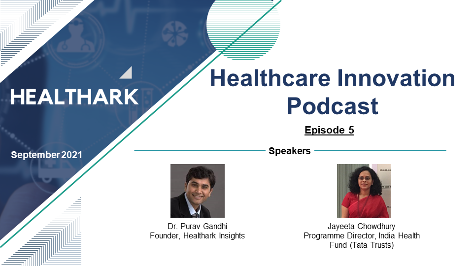 Healthcare Innovation Podcast Series: Episode 5